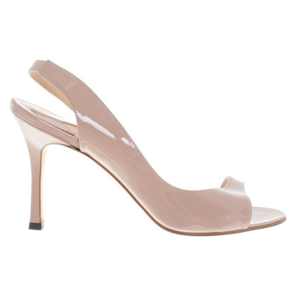 Manolo Blahnik Sandals in nude colors