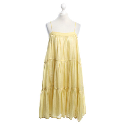 Bruuns Bazaar Dress in yellow