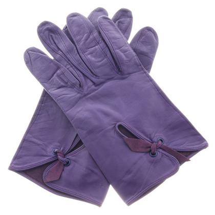 Roeckl Gants en violet