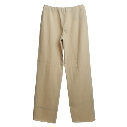 Chanel trousers in Beige