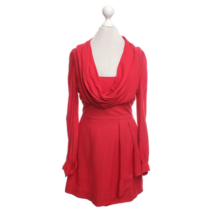 French Connection Dress in red