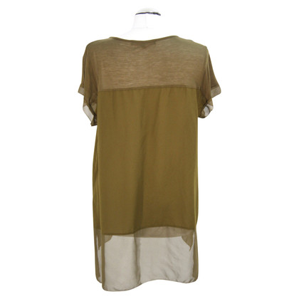 French Connection top in khaki