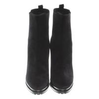 Giorgio Armani Ankle boots in black