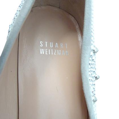 Stuart Weitzman Ballerina con borchie