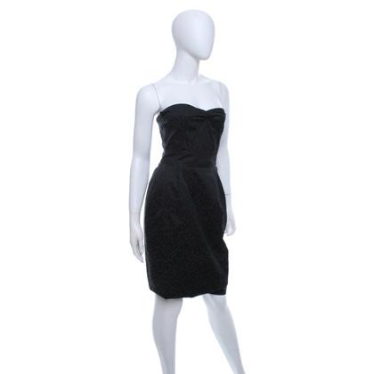 McQ Alexander McQueen Kleid mit Pfeil-Motiv