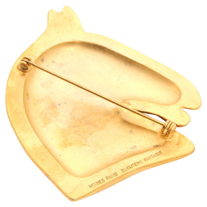 Hermès brooch