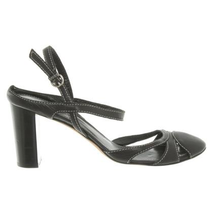 Strenesse Sandaletten in Schwarz