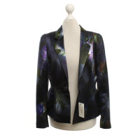 Dries van Noten Blazer mit Muster