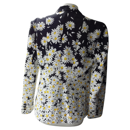 Moschino Cheap and Chic Florale Jacke