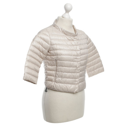 Duvetica Down Jacket in Beige