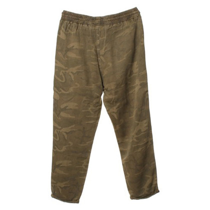 Current Elliott Pants with camouflage patterns