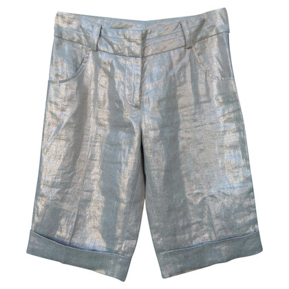 Ermanno Scervino Short trousers of linen