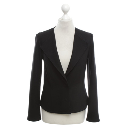 Marc Cain Black jacket with cashmere