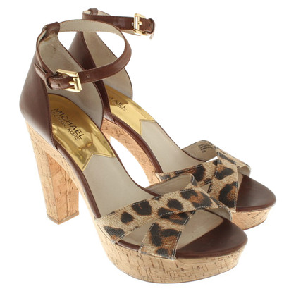 Michael Kors Sandals in brown