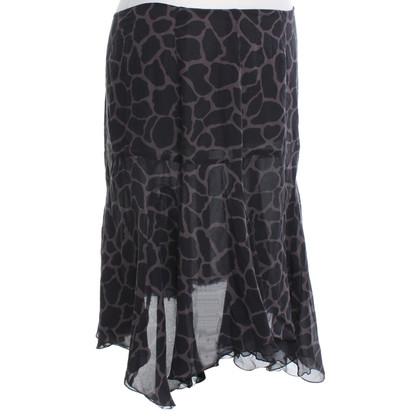 Sonia Rykiel skirt with pattern