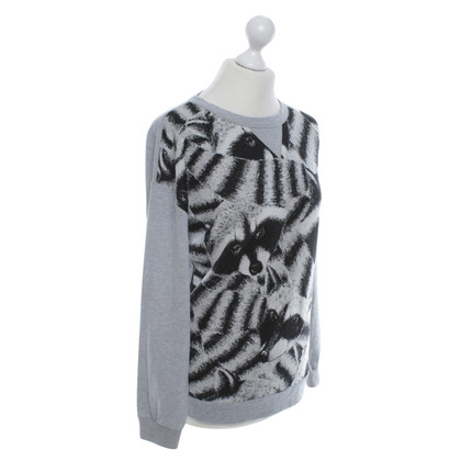 Marc Cain Sweatshirt with pattern print