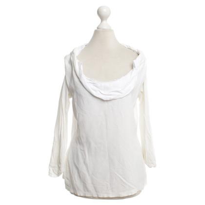 Jean Paul Gaultier Pullover in Weiß