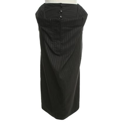 Vivienne Westwood skirt in brown