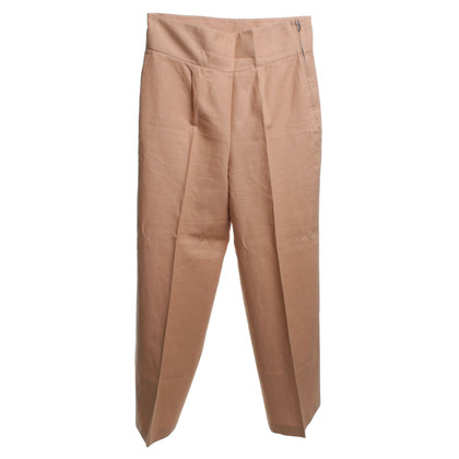 Yves Saint Laurent broek Apricot