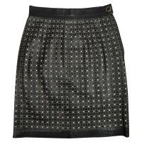 Loewe Leather skirt
