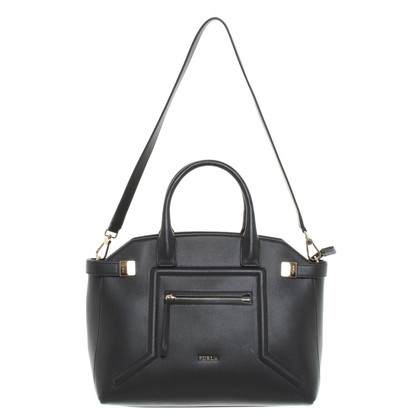 Furla Handbag in black