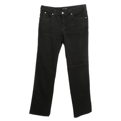 Armani Jeans Jeans in Dark Grey