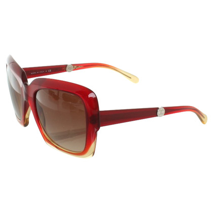 Chanel Sunglasses in red