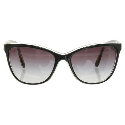 D&G Occhiali da sole in nero