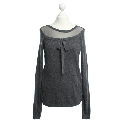 Twin-Set Simona Barbieri Pullover in Grau