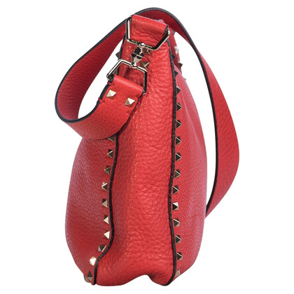 Valentino Rockstud Hobo Bag