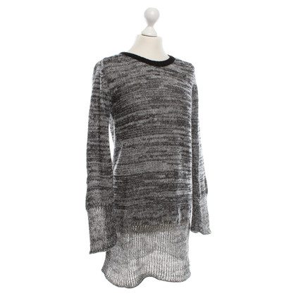 See by Chloé Knitted Dress in Grey