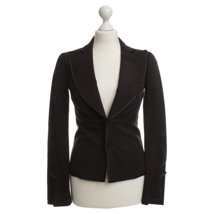 Costume National Blazer in Brown