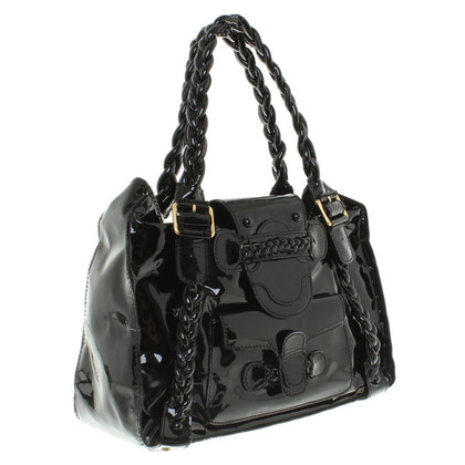 Valentino Handbag Patent Leather