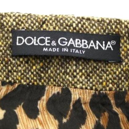 Dolce & Gabbana D & G Skirt