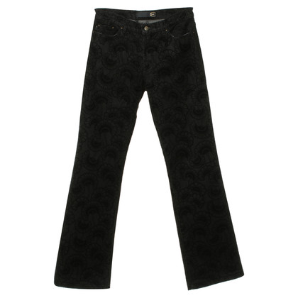 Just Cavalli Jeans with a floral pattern
