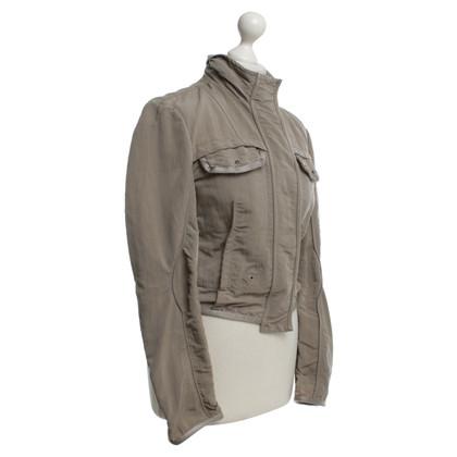 Peuterey Khaki colored short jacket