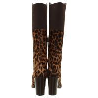 Dolce & Gabbana Boots in Animal Design