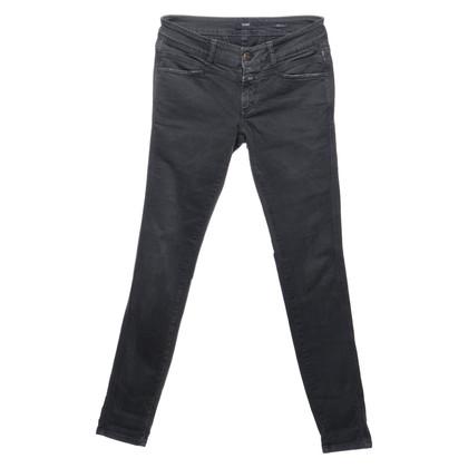 Closed Jeans in groen