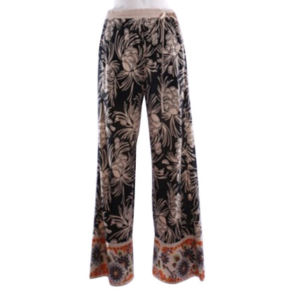Hoss Intropia trousers with pattern