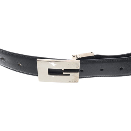 Gucci reversible belt leather