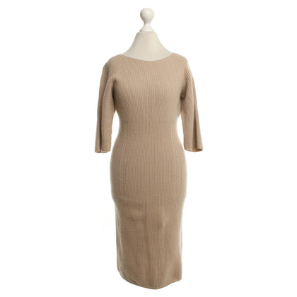 Clare Tough Knitted dress in beige