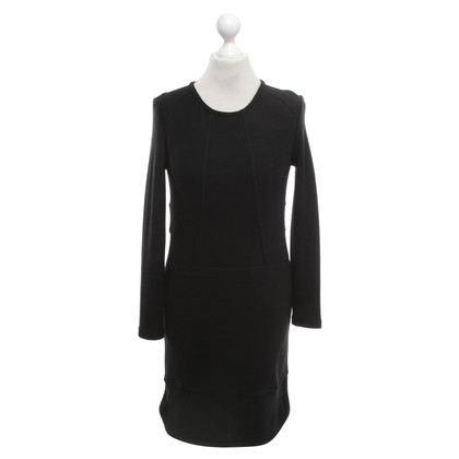 Iro Knit dress in black