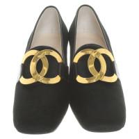 Chanel pumps en noir