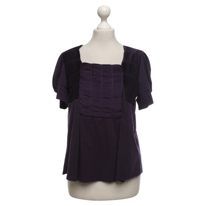 Sport Max Shirt en violet