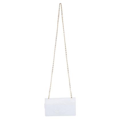 "Chanel ""Wallet on Chain"" in Weiß"