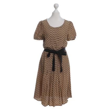 Prada Dress with dot pattern