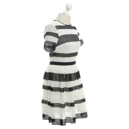 Michael Kors Dress in black and white
