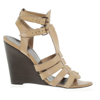 Balenciaga Wedges in Beige