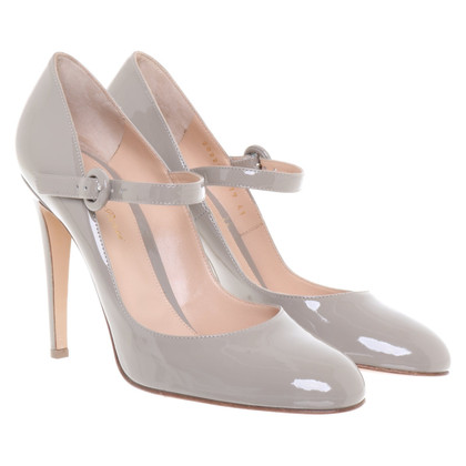 Sergio Rossi pumps in patent leather
