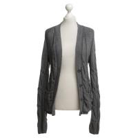 Burberry Jacket with plait knit pattern